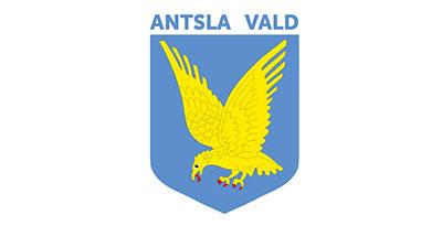 Antsla vald logo